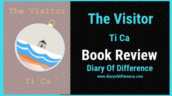 the visitor ti ca book review diary of difference book blog books netgalley goodreads amazon free buy