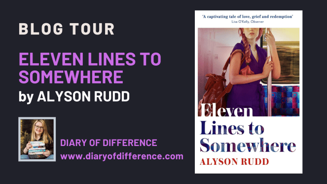 Eleven Lines to Somewhere by Alyson Rudd Blog Tour HQ Stories Book Review The First Time Lauren Pailing Died