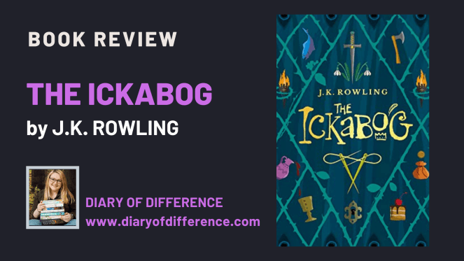 The Ickabog by J.K. Rowling [BOOK REVIEW]