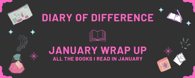 January 2021 - Monthly Book Wrap Up
