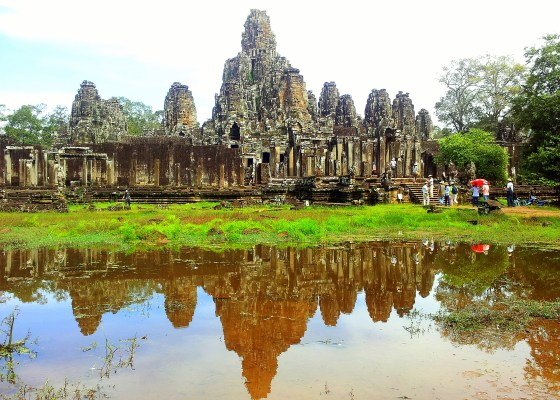 Cambodia diaries – Temple Run in Siem Reap: Angkor Thom