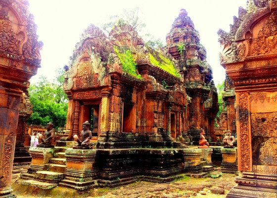 Cambodia diaries: Road to Banteay Srei and back