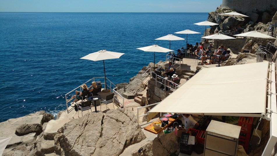 Dubrovnik's Buza bars