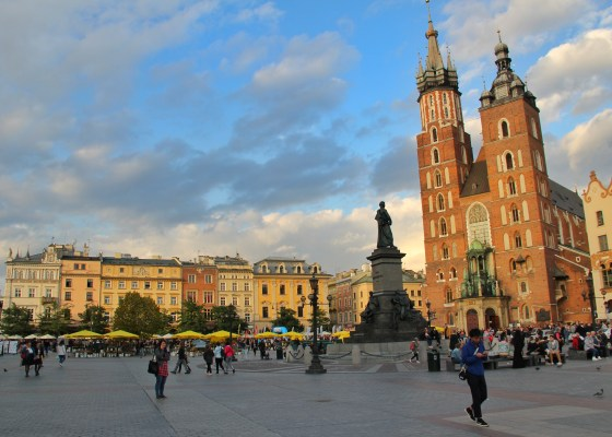 Stories from Krakow – The Old Town