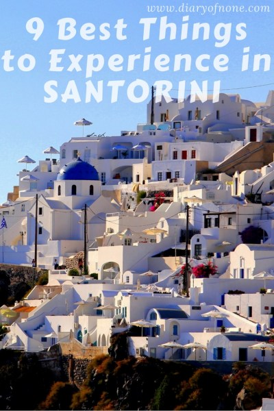 9 BEST THINGS TO DO SANTORINI