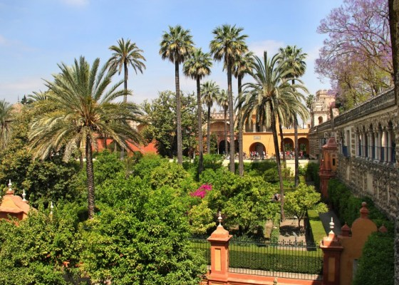 Chasing Game of Thrones in Spain
