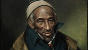 Portreti i një skllavi mysliman, Jarrov Mamout nga Charles Willson Peale (1819)