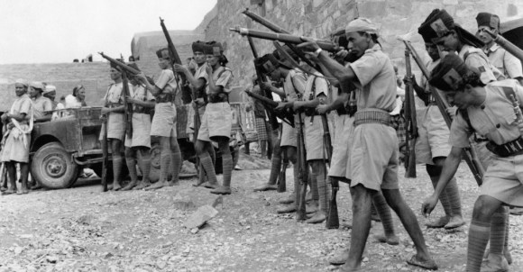 Trupat Egjiptiane në Jemen në vitet 1960