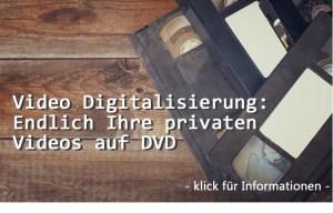 Videos digitalisieren