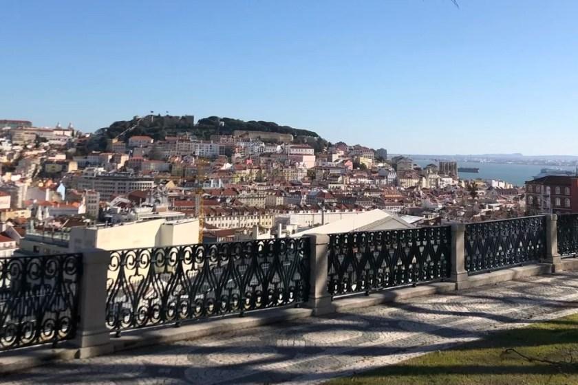 Miradouro São Pedro de Alcantara