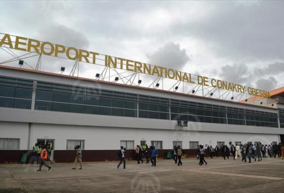 Aéroport de Conakry: 140 guinéens en soins en Tunisie de retour