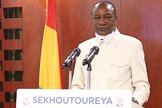 Guinée/Décès de Me Salif KEBE : Les condoléances du Président Alpha Condé