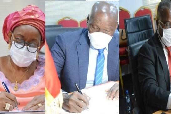 Partenariat Guinée-Banque Mondiale : une enveloppe de près de 150 millions de dollars US  financer 3 projets d'intérêt public