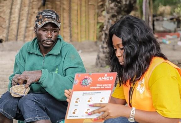 Lutte contre la Covid-19 : L'ANIES touche près d'un million de Guinéens et annonce les transferts d'argent