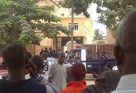 Angola : La police accusée dans la mort d'un guinéen