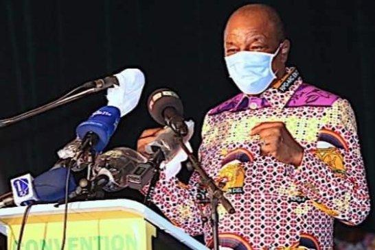 Guinée : Les conditions posées par Alpha Condé pour être candidat de son parti