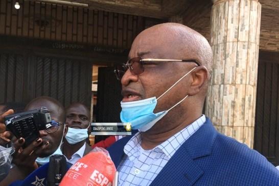 Dr Makanera précise : « Le chef de file n'est pas une institution républicaine, mais c'est une personne »