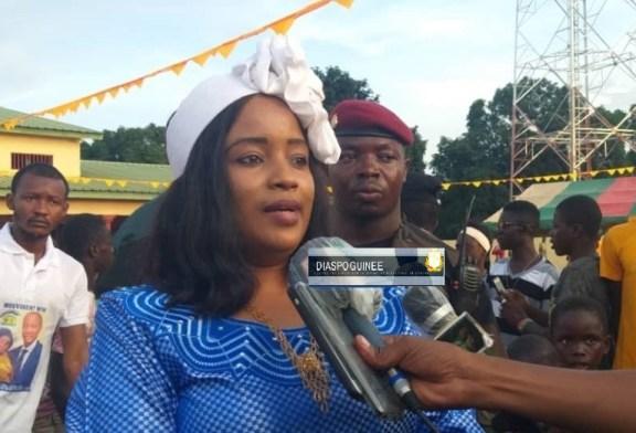 Kouroussa/Baro : Fatoumata Bineta Diallo demande à tous les militants du RPG de récupérer leur cartes d'électeur