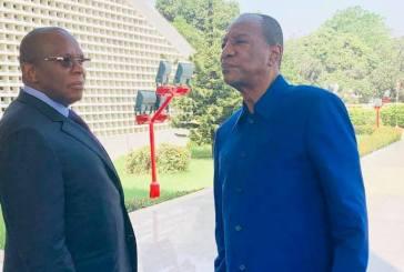 Guinée : Kassory Fofana a enfin remis la démission du Gouvernement au Président de la République (Communiqué)