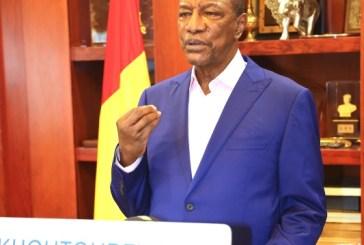 Guinée (décret) : Un haut cadre révoqué pour faute lourde par le président Alpha Condé