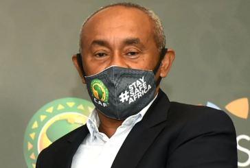 Communiqué de Presse - Le Président de la CAF testé positif à la COVID-19