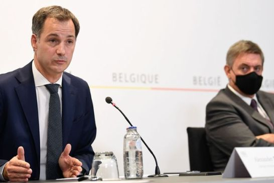 Belgique: les nouvelles mesures pour lutter contre le coronavirus - vidéo