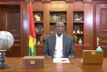 Guinée/COVID-19 : L'état d'urgence est à nouveau reconduit pour une période de 30 jours (Adresse du Chef de l'Etat à la nation)