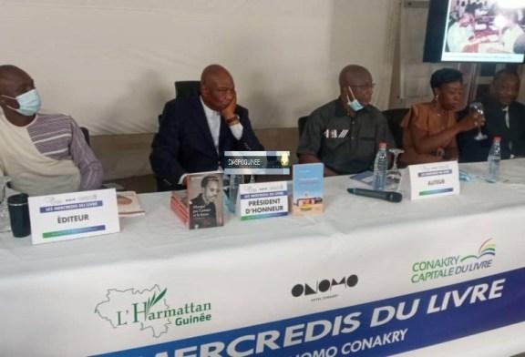 Conakry : 17 ans après sa mort, deux ouvrages de feu Karifa Traoré présentés par ses enfants