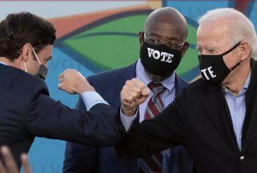La Géorgie aux urnes, l'Amérique retient son souffle