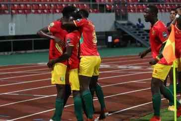 CHAN 2020 : la Guinée démarre fort contre la Namibie