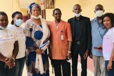 """Guinée : L'ONG """"Santé Espoir"""" lance une campagne de sensibilisation sur le cycle menstruel"""