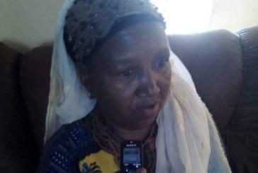 Labé: La mère de Cellou Baldé demande une liberté définitive