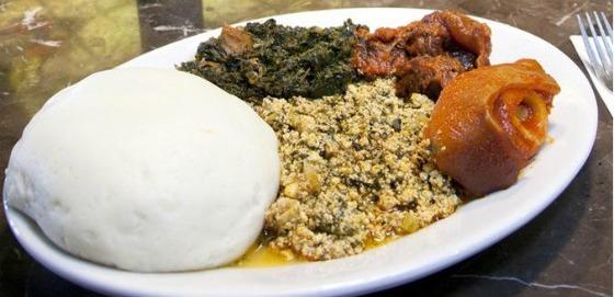 Image result for nigerian food images