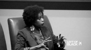 Jessica Marie Johnson (@jmjafrx) on Left of Black at Lehigh University, 2015