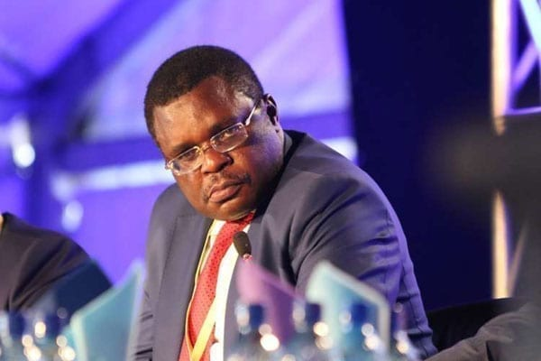 Bungoma Governor Ken Lusaka at Meru National Polytechnic on April 22, 2016 during the last day of the third Annual Devolution Conference. PHOTO | PHOEBE OKALL | NATION MEDIA GROUP