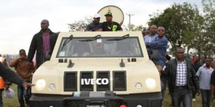Kabogo Vehicle