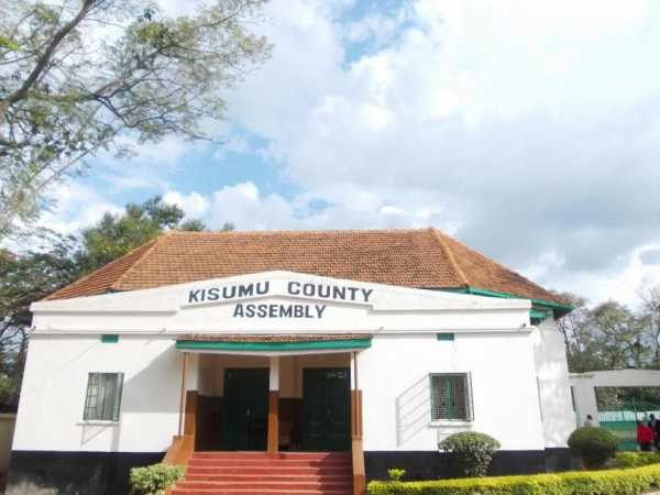 The building that houses Kisumu County Assembly