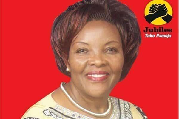 Agnes Kavindu, Senator Johnson Muthama's