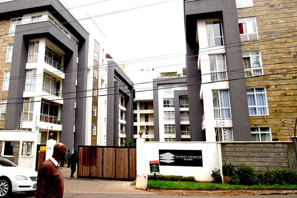 Nairobi has the most expensive furnished accommodatioN
