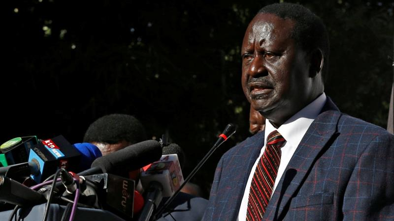 Image result for Supreme Court or Not. Raila Will Lose.