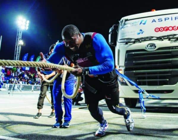 Kenyan Diaspora clinches strongest man title in Qatar