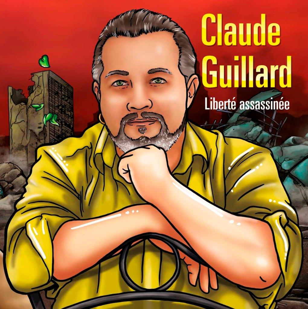 Claude Guillard Single «Liberté Assassinée»