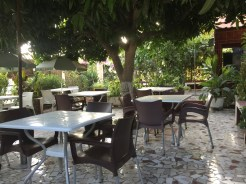 Tangor Cafe Terrace.