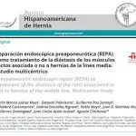 REPA lo studio multicentirico, REPA Cuccomarino, diastasi dei retti, REPA