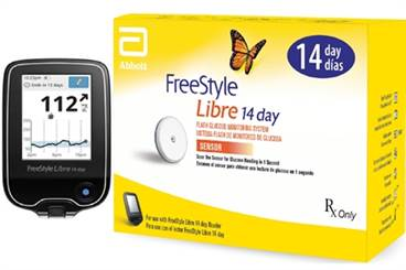 FreeStyle Libre in US Now Approved for 14-Day Wear and 1-Hour Warmup | diaTribe