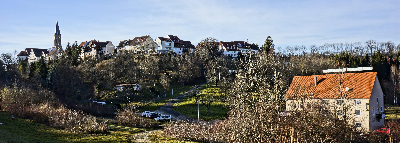 Schömberg panorama