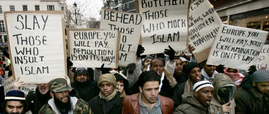 Fanatismo Manifestacion-islamista-londres