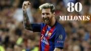 2. Lionel Messi (FC Barcelona)