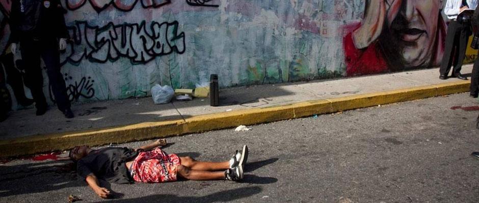 Venezuela bajo el terror