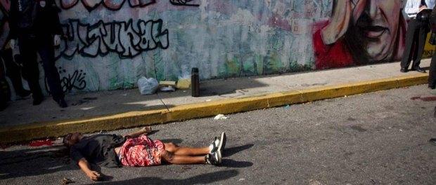Resultado de imagen de violencia en venezuela 2018